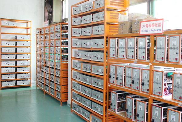 电子箱检验室