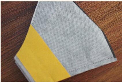 折叠口罩滤片机 HD-0520