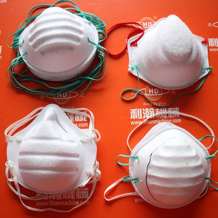 口罩定型剪切一体机HD-0218