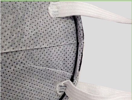 杯型口罩耳带鼻梁条焊接机HD-0231